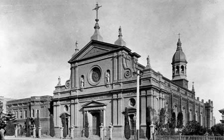 St. Vibiana's