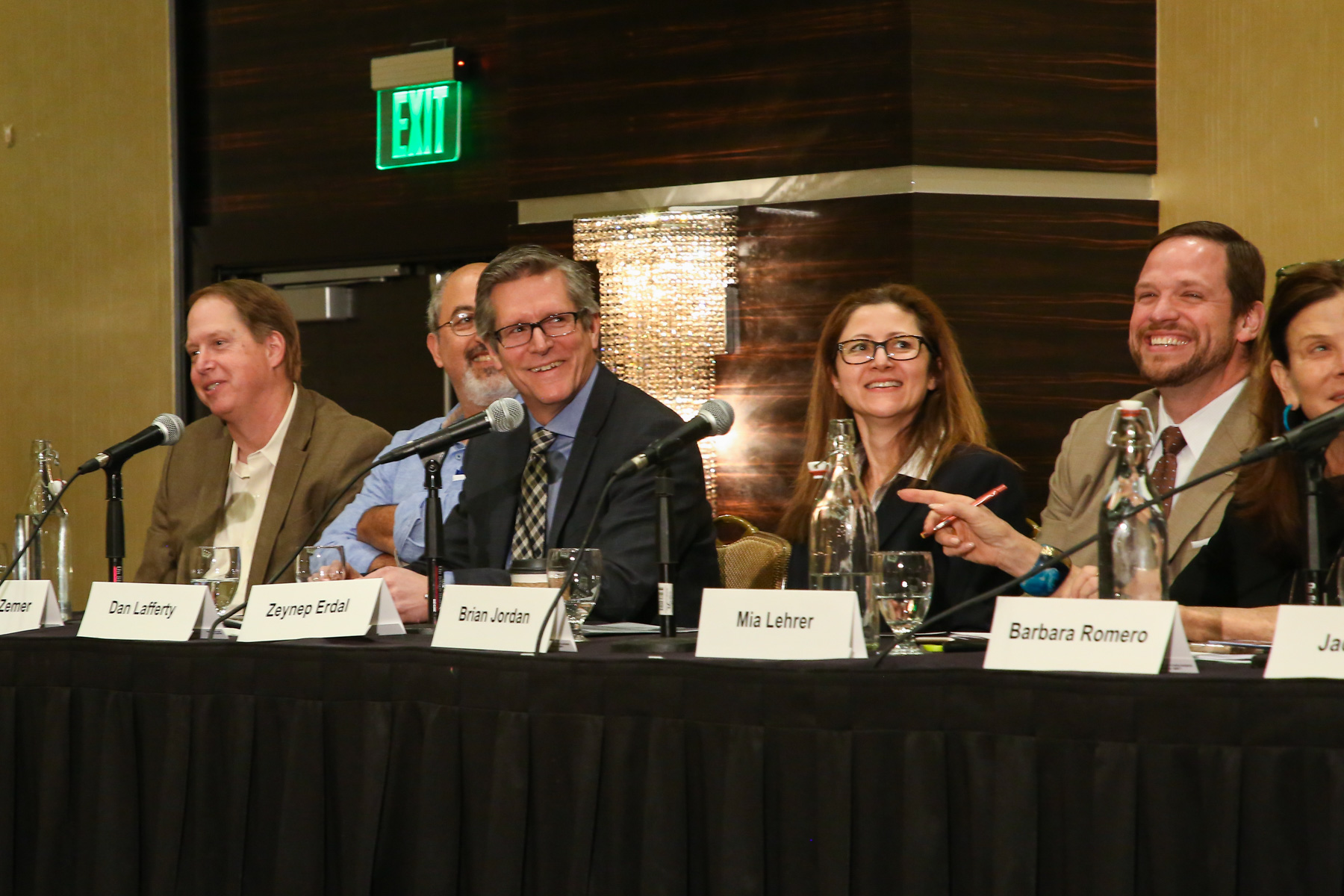 LA River panelists at VX2018
